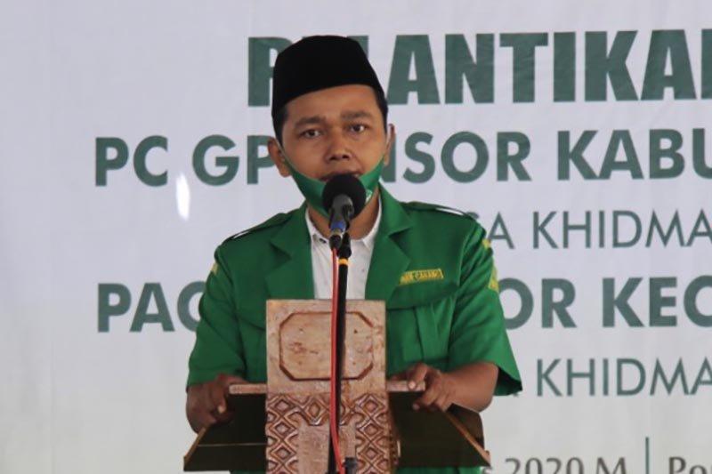 Ansor Magelang minta masyarakat tidak percaya hoaks soal Haji 2021