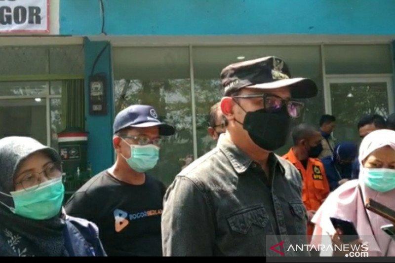 421 santri dan pengurus pesantren di Kota Bogor jalani tes swab PCR