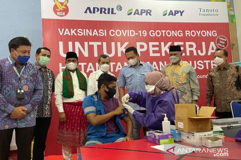 Ketua MPR RI ajak swasta dukung target herd immunity dan pemulihan ekonomi nasional