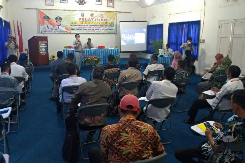 Jasa Raharja Lampung sosialisasikan tupoksi dan tugas ke masyarakat