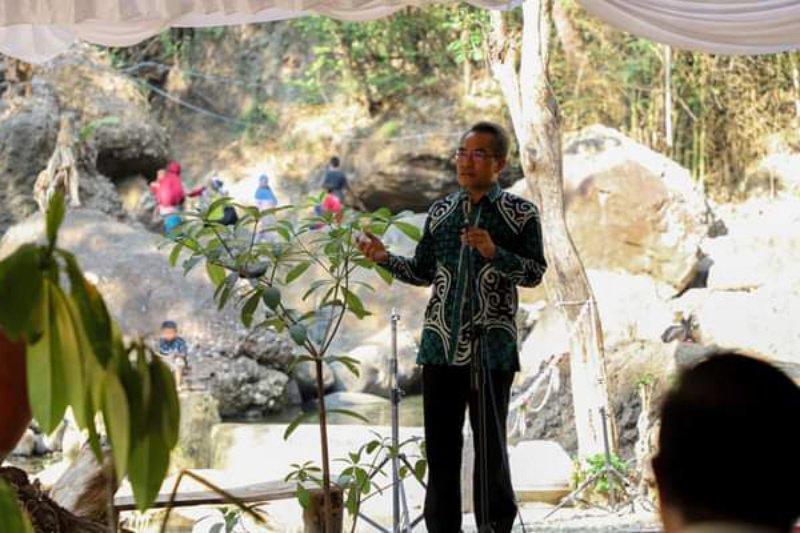 Bupati Bantul dukung inisiatif warga Selopamioro mengembangkan wisata