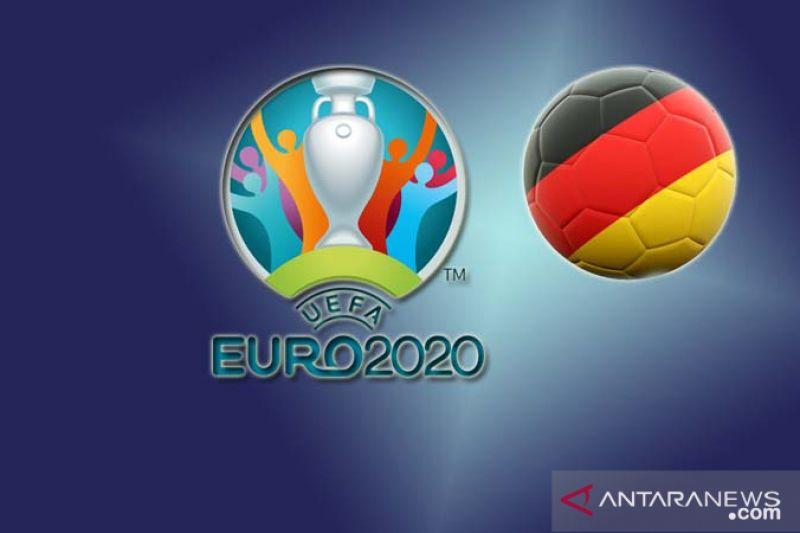 Data dan fakta timnas Jerman untuk Euro 2020