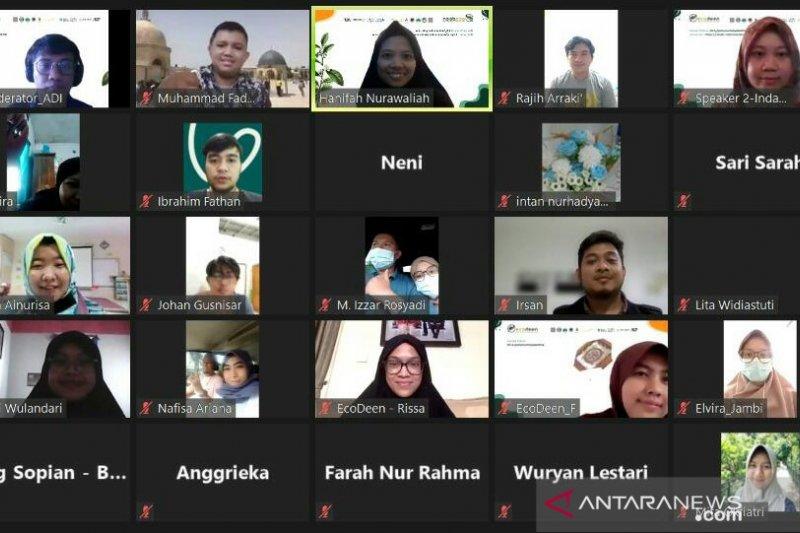 PPI Malaysia donasi pohon dan air untuk Palestina