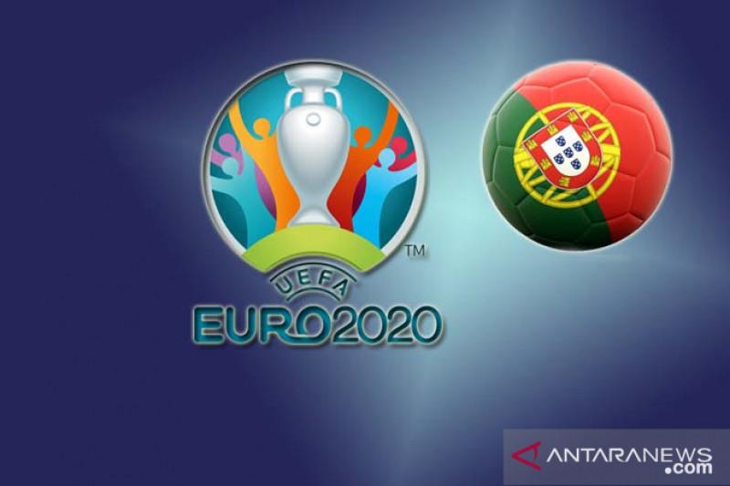 Data dan fakta timnas Portugal untuk Euro 2020