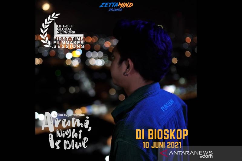 Film Arumi Night Is Blue semangat industri kreatif saat pandemi