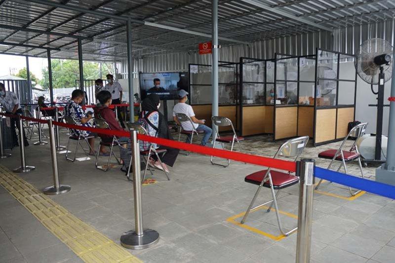 KAI Purwokerto tambah jam layanan tes antigen dan GeNose di Stasiun Purwokerto