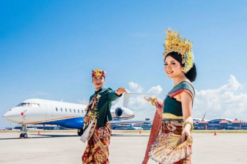 Bandara Ngurah Rai tawarkan paket lokasi foto 'prewedding' - ANTARA News