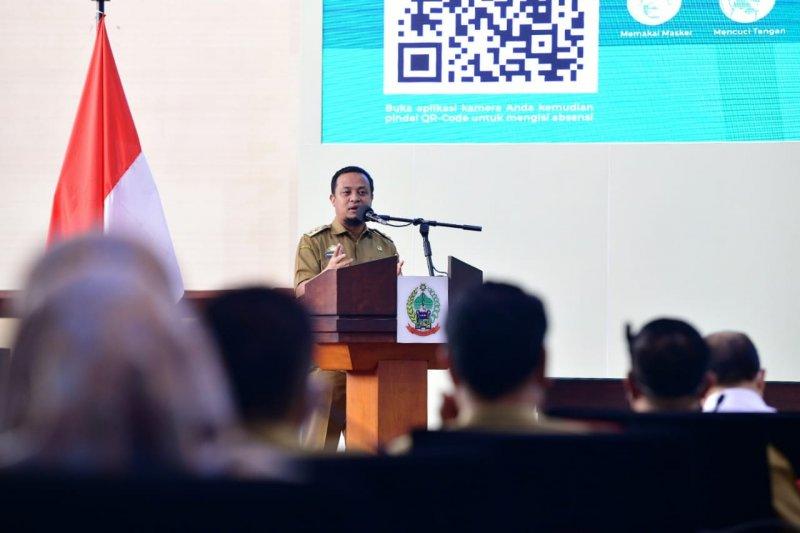 Gubernur Sulsel minta kuota PPDB untuk siswa penghafal Al Quran