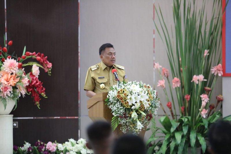 Gubernur Olly: Proyek strategis nasional dorong pertumbuhan ekonomi daerah