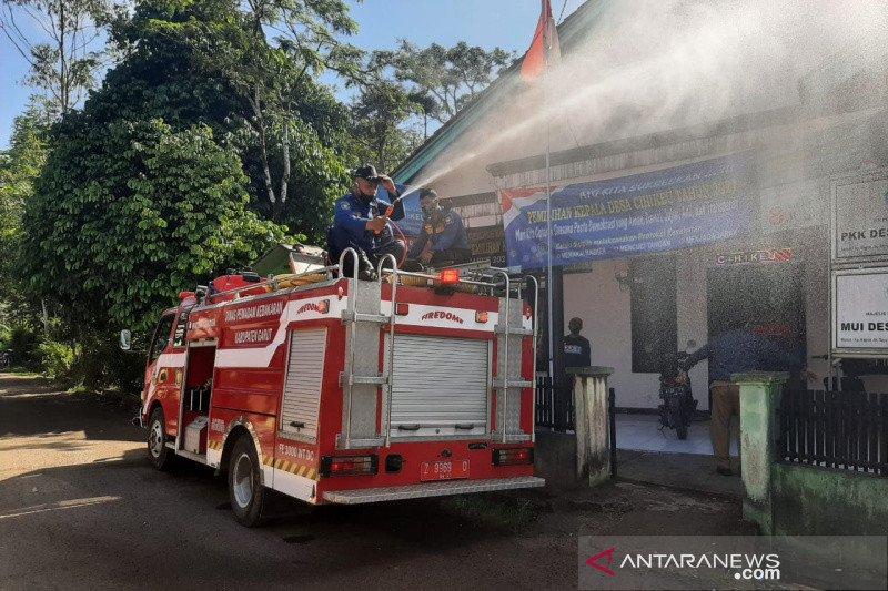 Satgas COVID-19 Garut pastikan Pilkades Serentak 2021 patuhi prokes