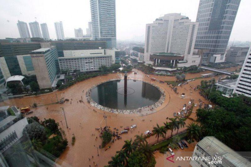Pakar: Prediksi 2050 Jakarta tenggelam bukan mustahil