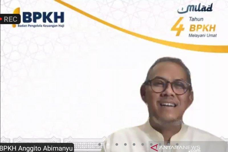 BPKH: Dana calon haji yang tentunda keberangkatannya aman