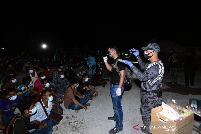 42 WNI diamankan Imigrasi Malaysia