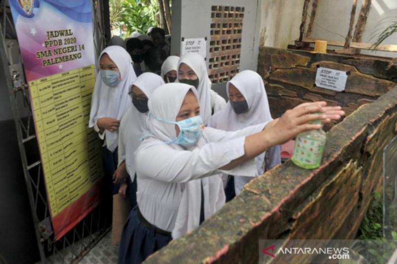 Belajar tatap muka  SD dan SMP di Kota Palembang mulai Juli 2021