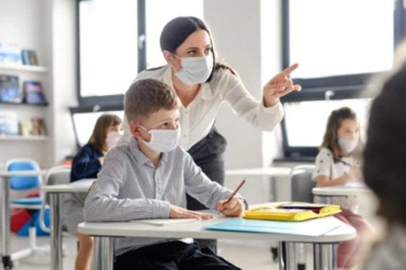 Anak dengan penyakit komorbid bolehkan belajar tatap muka di sekolah?