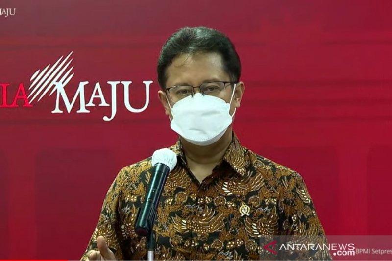 Presiden Jokowi ingin sekolah tatap muka maksimal 25 persen
