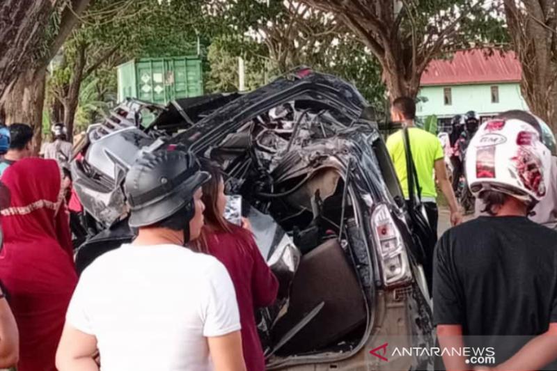 Sebanyak lima mahasiswa UHO meninggal akibat kecelakaan di Bombana