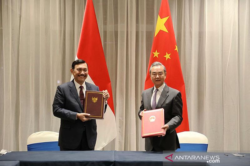 China buka ruang baru dalam meningkatkan kerja sama bilateral dengan Indonesia