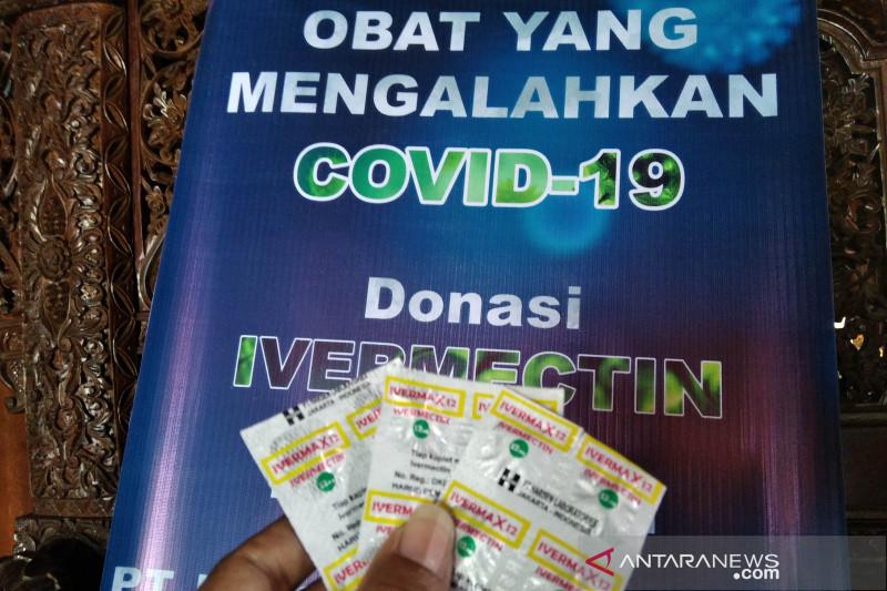 Ivermectin obat COVID-19 yang dipelopori Moeldoko mulai disebarkan di Kudus