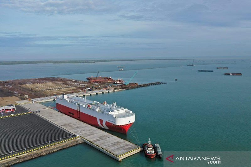 Kemenhub siapkan dukungan kenavigasian kegiatan operasional Pelabuhan Patimban