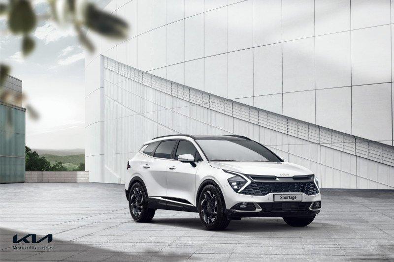 Kia All New Sportage hadir dengan desain modern