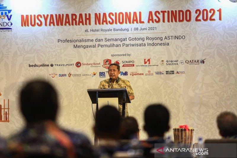 Wakil Wali Kota Bandung optimistis wisata bangkit dengan terapkan protokol kesehatan ketat