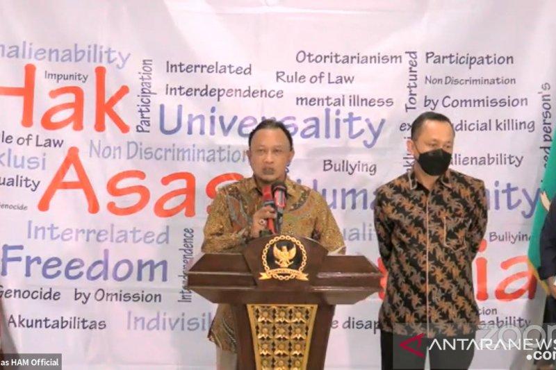 Kisruh tes wawasan kebangsaan, Komnas HAM periksa 19 pegawai KPK
