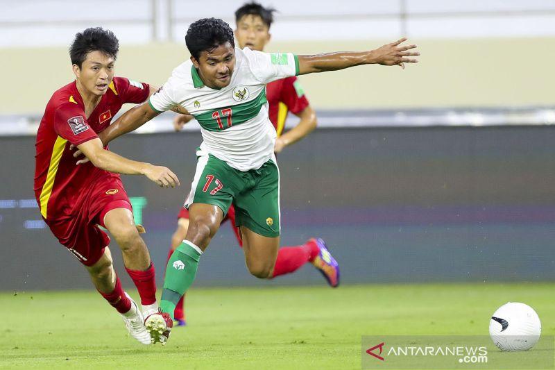 Timnas Indonesia akan tampil habis-habisan lawan UEA