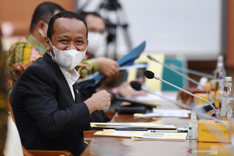 Menteri BKPM Bahlil ingin dorong investasi bangun industri di Papua