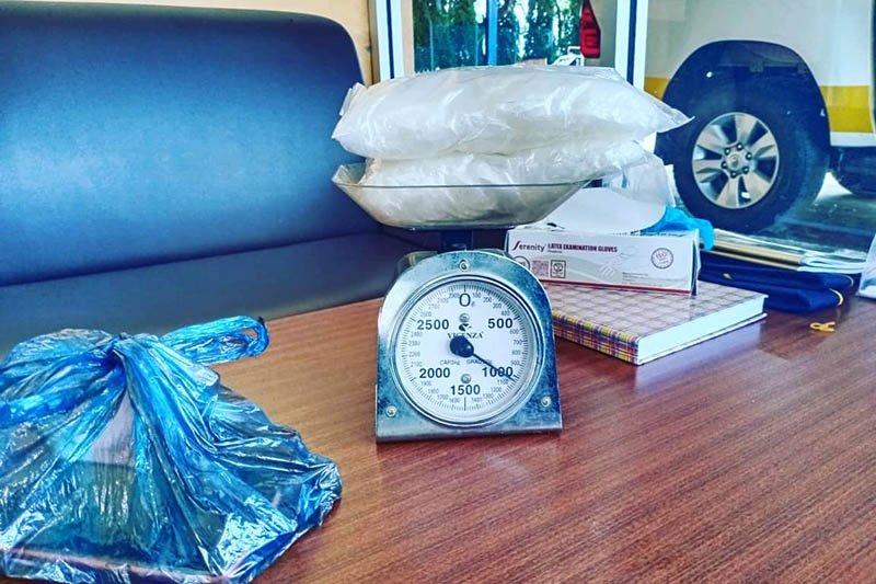 Polisi gagalkan penyelundupan satu kilogram sabu-sabu di Bandara SIM