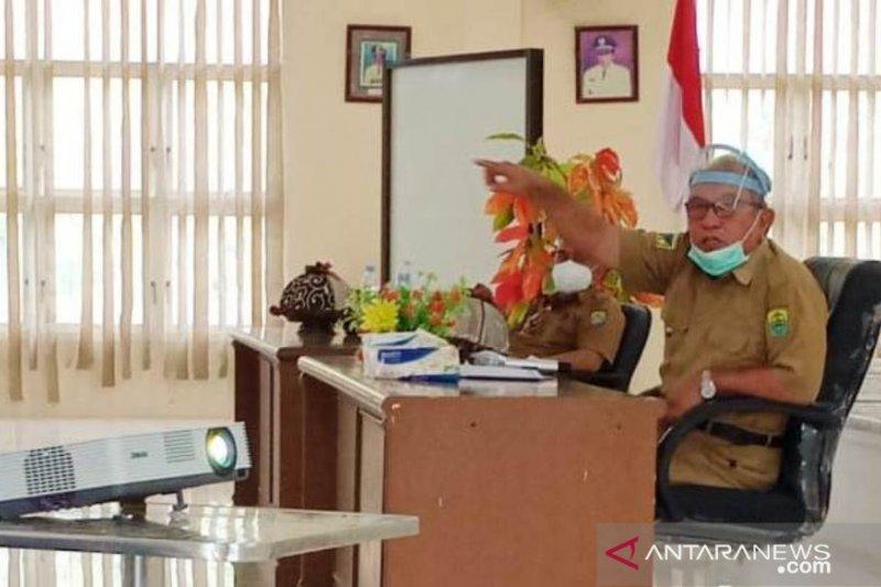 Bupati Buol  minta OPD tingkatkan kualitas pengelolaan keuangan daerah