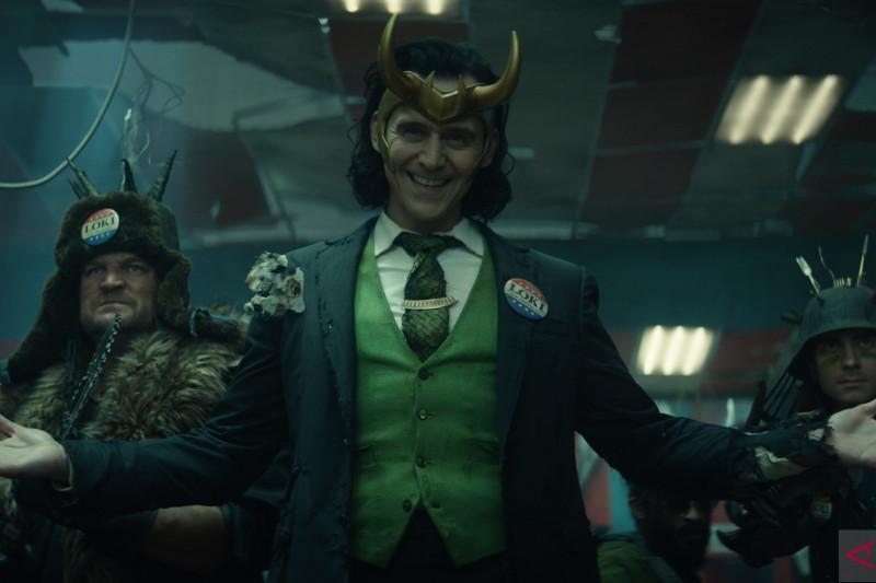 """Loki"" akan hadir penuh kejutan dengan tokoh-tokoh baru"