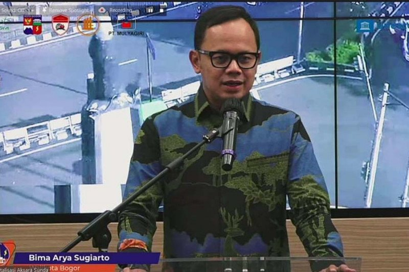 Bima Arya bangga digitalisasi aksara Sunda diawali dari Bogor