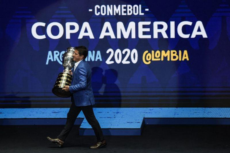 Pemain Timnas Brasil kritik Copa America