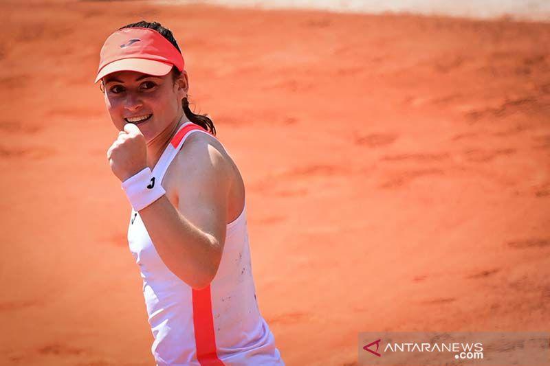 Zidansek petenis Slovenia pertama ke semifinal French Open