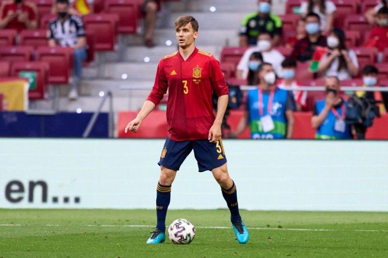 Setelah Busquets, Diego Llorente pemain Spanyol kedua yang positif COVID-19