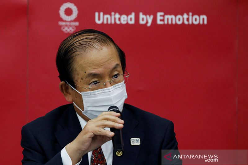 Sebanyak 76 persen atlet telah lolos ke Olimpiade Tokyo