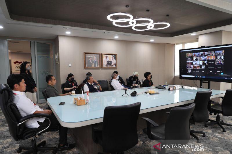 Indonesia menolak usulan penundaan SEA Games 2021