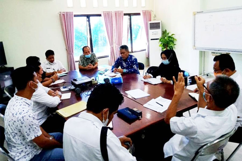 Kembangkan Trinsing, Pemkab Barut koordinasi ke Dinas PUPR Kalteng