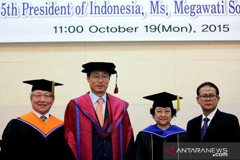 Guru Besar IPB paparkan kronologi rencana gelar Profesor Kehormatan Megawati
