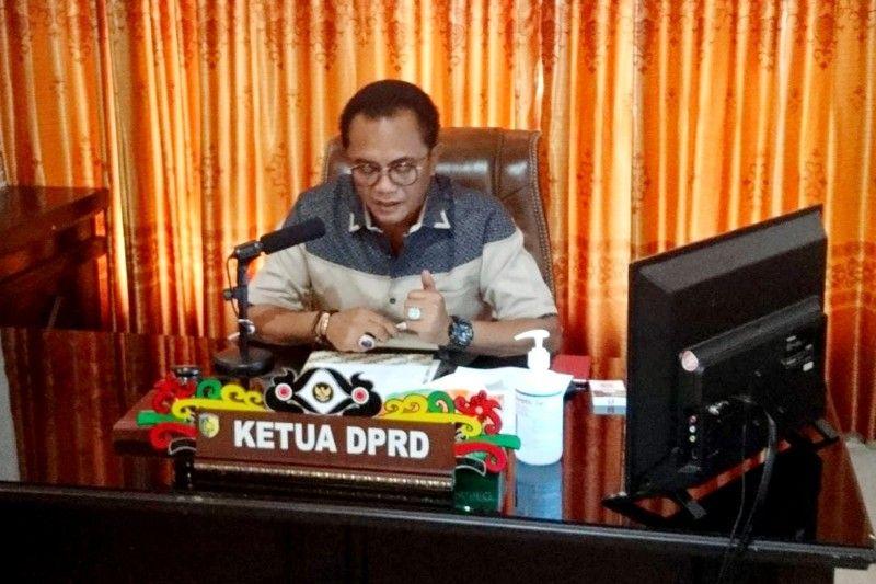 Ketua DPRD minta Pemkot Palangka Raya evaluasi PPKM
