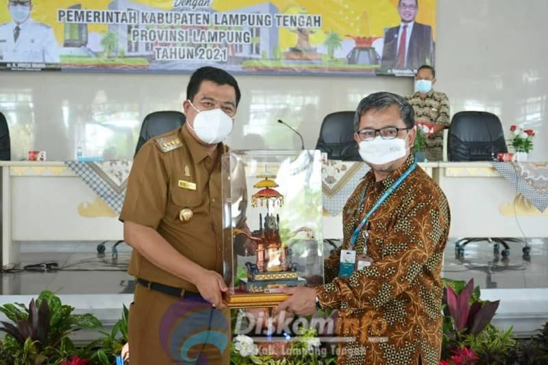 Pemkab Lampung Tengah-Kementan sepakati pengembangan pohon kurma tropis