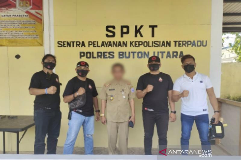 Polisi tangkap Kadis Capil Butur diduga lakukan penipuan