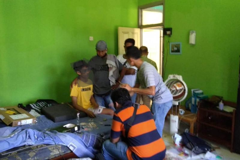 13 pemuda pemilik sabu di Praya Lombok Tengah diringkus polisi