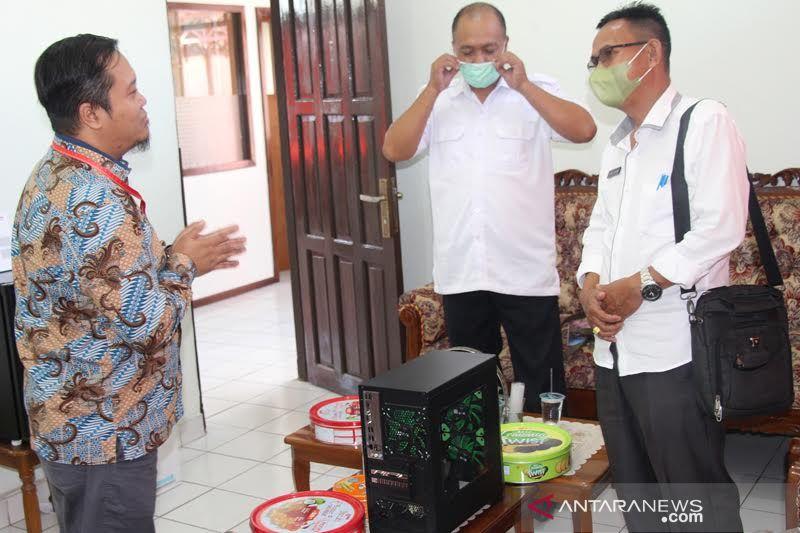 Diskominfo Sukamara apresiasi ANTARA Kalteng hibahkan seperangkat CPU