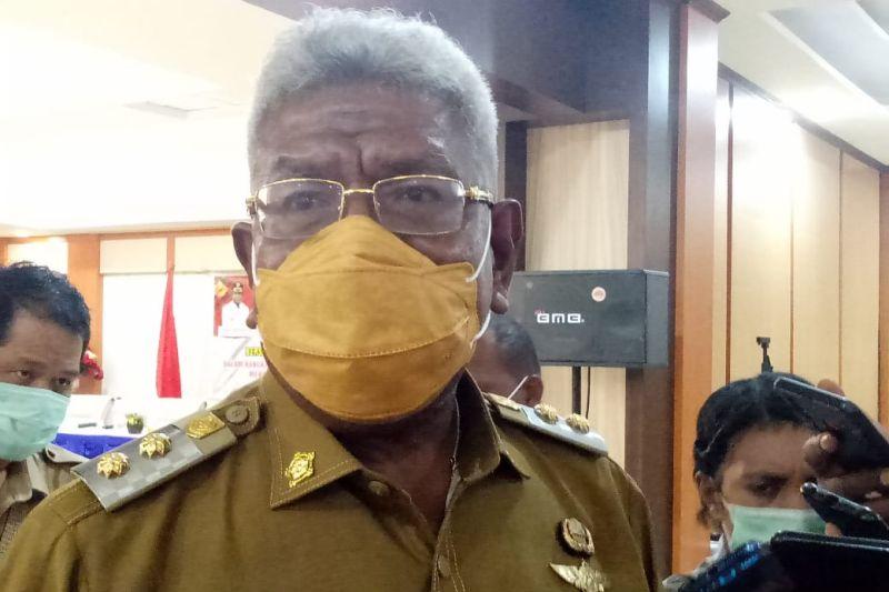 Wabup Mimika John Rettob: Guru harus divaksin untuk syarat PTM