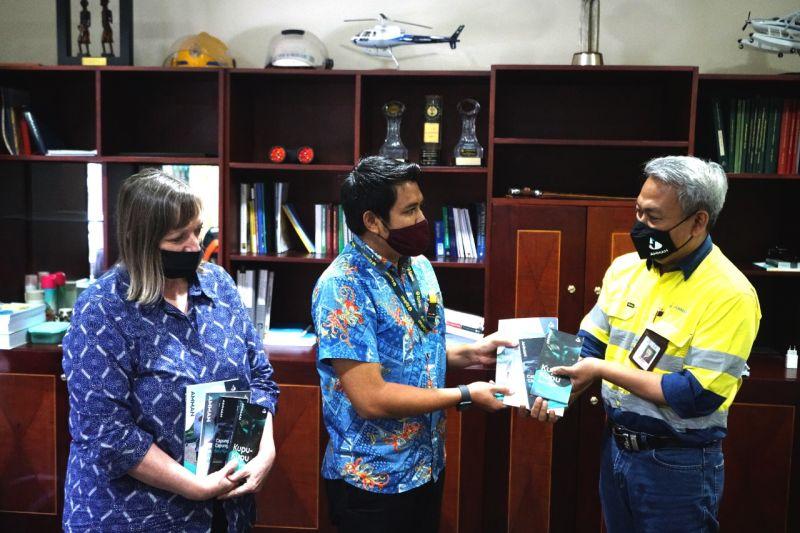 AMMAN luncurkan buku lingkungan