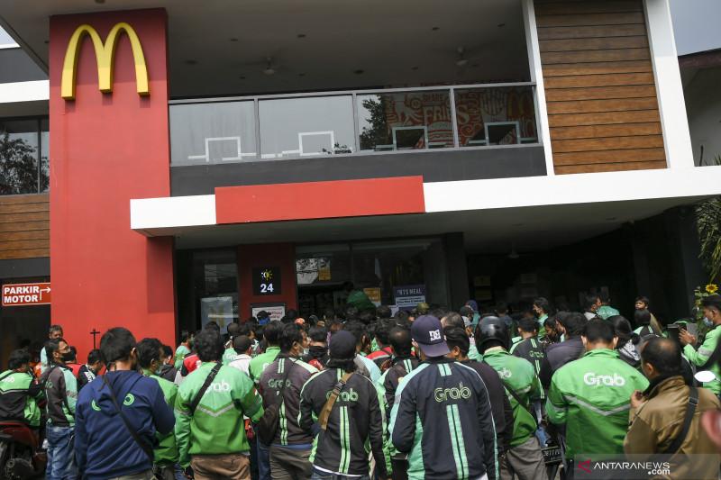 "Polda Metro Jaya: hapus promo ""BTS Meal"""
