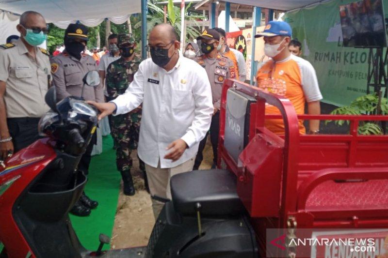 PT Pelni luncurkan rumah kelola sampah ketiga di Baubau