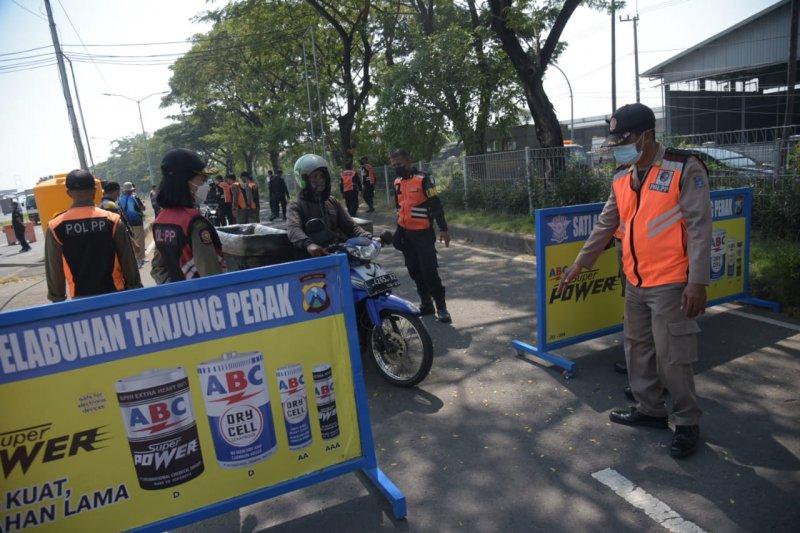 Pemkot Surabaya usulkan hanya ada satu lokasi penyekatan di Jembatan Suramadu